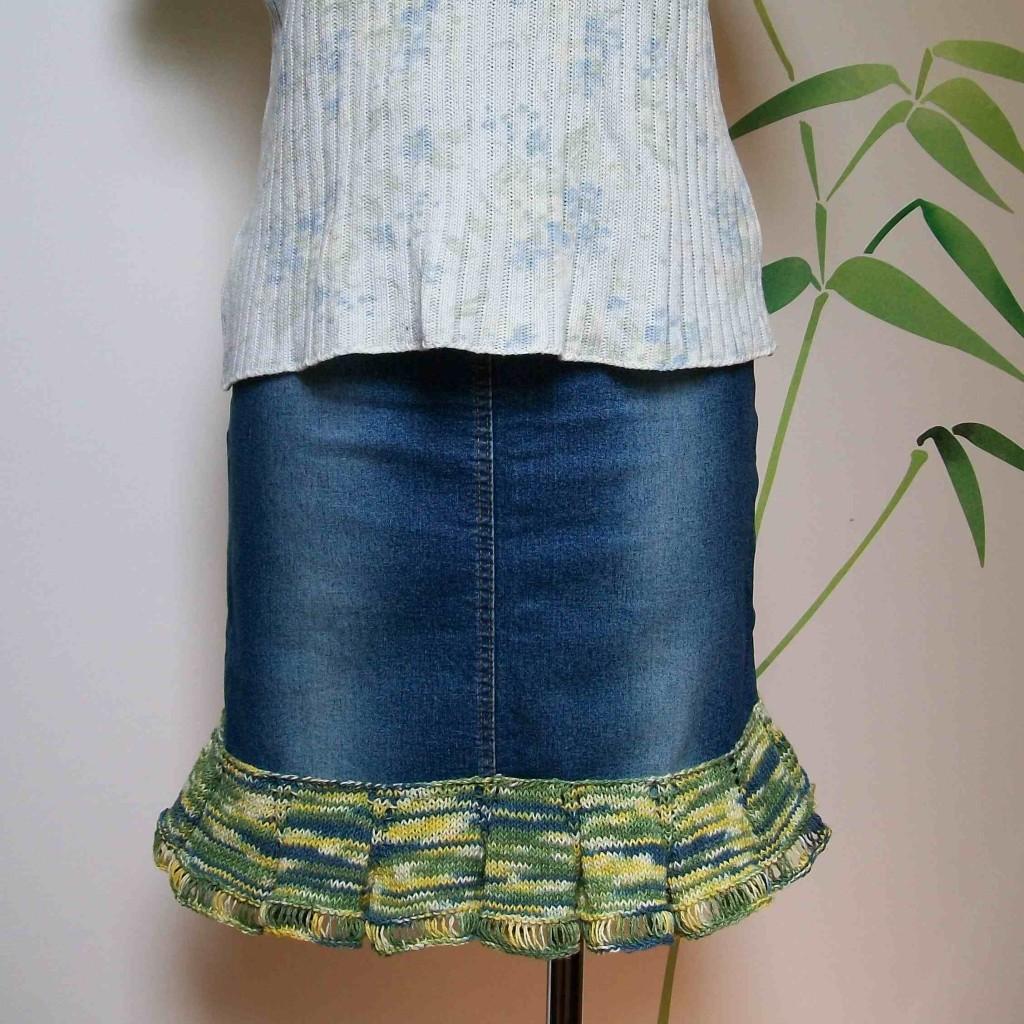 kanýr-sukně