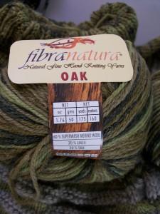 Příze firmy Universal Yarn z kolekce Fibra Natura