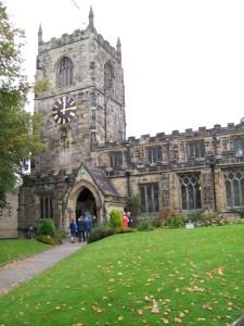 Kostel u hradu